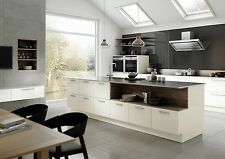Vivo Porcelain Gloss Complete Fully Assembled Kitchen Units,Kitchen Cupboards