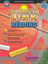 Summer Link Reading, Summer Before, Grade 4 Carson-Dellosa Publishing, Douglas,