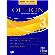 Shiseido ISO Option #3 Perm Lotion Extra-firm curl on normal + Resistant Hair +