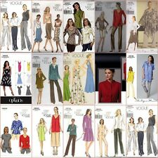 OOP Vogue Sewing Pattern Misses Clothes Pattern Size 8 to 14 or 8 to 16 You Pick