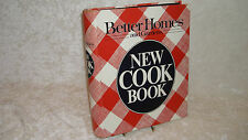 1981 NEW BETTER HOMES & GARDENS COOKBOOK W/ NUTRITION CHARTS, 5 RING BINDER EUC!