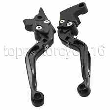 FXCNC Foldable Extending Brake Clutch Levers Set For Yamaha YZF R1/R1M 2016 2015