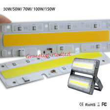 220V 30W 50W 70W 100W 150W LED Floodlight COB Chip, Integrated Smart IC Driver