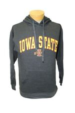 NEW! Iowa State Cyclones Pullover Hoodie Drawstring Pocketed Long Sleeve Shirt