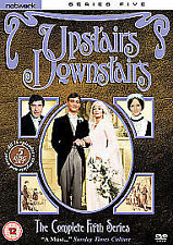 Upstairs Downstairs - Series 5 - New & Sealed -  5 Disc Set - Lesley-Anne Down
