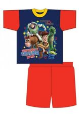 Boys Disney Toy Story Short Pjs Shorty Sleepwear Pyjamas 12 18 24 3 4 Years Mont