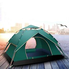 Automatic Tent Single Double Camping Hiking Instant Family Layer Beach Shelter