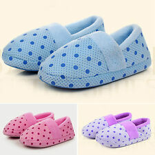 Unisex Womens Mens Super Soft Indoor Home Shoes Winter Warm Anti Skid Slippers