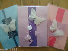 Greetings Cards / Handmade cards - Bundles - Unique Cards - Various styles - New