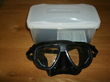 Brand New Boxed Beaver Discovery Mask Black or Blue Available Scuba Diving