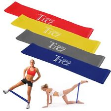 Pop Resistance Exercise Loop Bands Home Gym Fitness Yoga Stretch&Squat Training