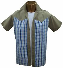 1950s/1960s Western Style, Rockabilly, Retro, Vintage Men's shirt, 'New'