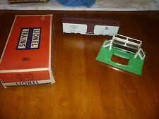 Vintage Postwar Lionel #3662 Operating Milk Car set in the Original Box