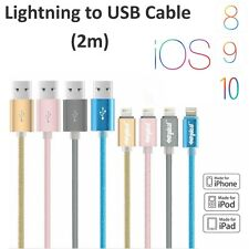 New USB Data Sync 8 Pin Lightning Charging Cable For 6,6s,5,5s,iPad mini