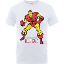 Iron Man Kids T-Shirt by Marvel Comics - Iron Man Pose - Officially Licensed