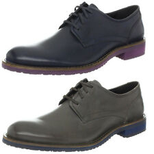 Kenneth Cole Mens A Bit More Lace Up Business Casual Oxfords Dress Shoes