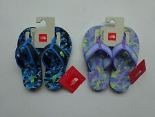 North Face Youth Base Camp Flip Flops NWT