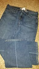 Women's GAP Brand Low Rise Boot Cut Stretch Jeans Size 2 - 18 Various Wash