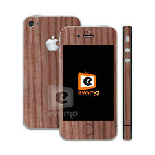Apple iPhone 4S Wood Skin Decal Vinyl Cover Case Sticker