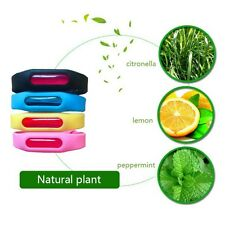 Anti Mosquito Repellent Bracelet Wristband Bands travel Insect Camping Essential