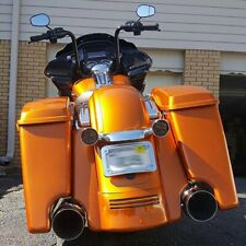 Color-Matched Stretched Rear Fender Extension For 14-17 Harley Street Road Glide
