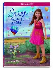 Saige Paints The Sky-American Girl Book
