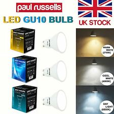 GU10 LED Light Bulbs 25W 40W 50W Halogen Bulbs Replacement , Recessed Lighting