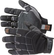 5.11 Tactical Station Grip Black Police Sheriff Security SWAT Duty Patrol Gloves