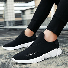 New Mens canvas casual sports shoes sneaker Breathable Loafer Flats shoes