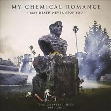 My Chemical Romance - May Death Never Stop You Greatest Hits [New CD] Explicit