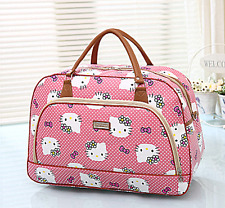 New Hellokitty Large Handbag purse Travel Tote Bag LM-35L