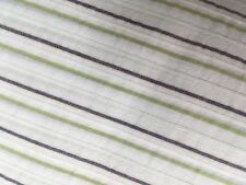 100% cotton pinstripe shirting fabric, material for shirts, pyjamas 150cm wide