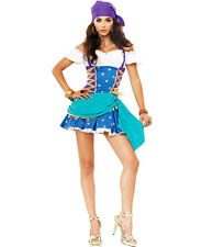 New Leg Avenue 83486 Gypsy Princess Sexy Adult Halloween Costume