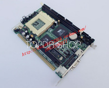 1pc Used AXION SBC82630 A2 semi-long industrial motherboard with CPU DHL Fedex