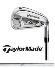 New Taylormade Golf Irons 2017 M1 Iron Set NS Pro 950GH Steel 1* Upright