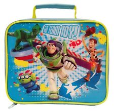 Toy Story Go Team Toy! Buzz Insulated School Lunch Bag Box Packed Lunch