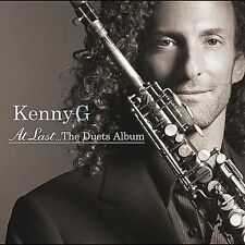 At Last...The Duets Album Kenny G Audio CD