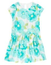 NWT GYMBOREE SPRING DRESSY COLLECTION GIRLS 4 5 6 7 8 FLOWER BOW DRESS  EASTER