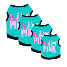 Pet Clothes Puppy Vest T Shirt Dress Apparel For Small Dog Cat Summer Spring NEW