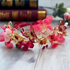 Beautiful Lady Girls Flower Butterfly Hair Band Headwear Hair Accessories