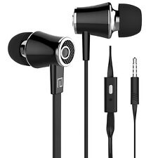 Super Bass Headphone In-Ear Stereo Earphone Sport Running Headset With Mic