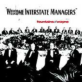 Welcome Interstate Managers Fountains of Wayne Audio CD