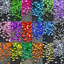Hot 2000pcs 4.5mm Wedding Decor Crystals Diamond Table Confetti Party Supplies