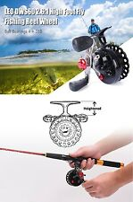 Leo Ocean Boat Fishing Wheel High Foot Design Left and Right Hand Fishing Reels