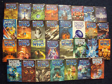 Doctor Who BBC PDA Novels. New