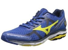 Mizuno Mens Wave Rider 17 Lace Up Athletic Training Running Sneakers Shoes Kicks