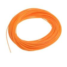 100FT Fly Line Fly Fishing Line WF4/5/6/7/8F Weight Forward Saltwater Orange