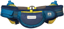 Nathan Speed 2R Auto-Cant Hydration Waist Pack Belt - Nathan Blue