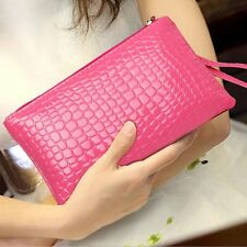 Women Envelope Clutch Shoulder Bag Party Handbag Bag PU Leather Small Purse New