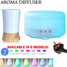 2017 Aroma Diffuser Air Purifier Fragrance Diffuser Ultrasonic Cool Humidifier